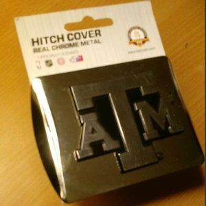 Texas A&M Trailer Towing Receiver Hitch Cover